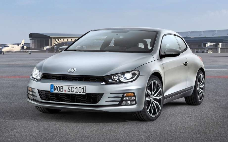 Volkswagen Scirocco: a return to America?