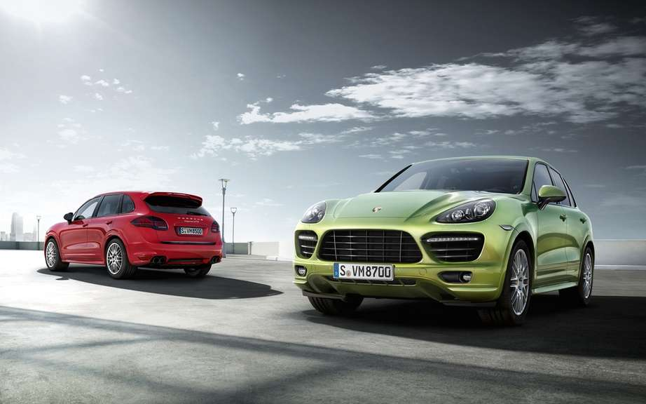 Porsche Cayenne GTS: the missing link