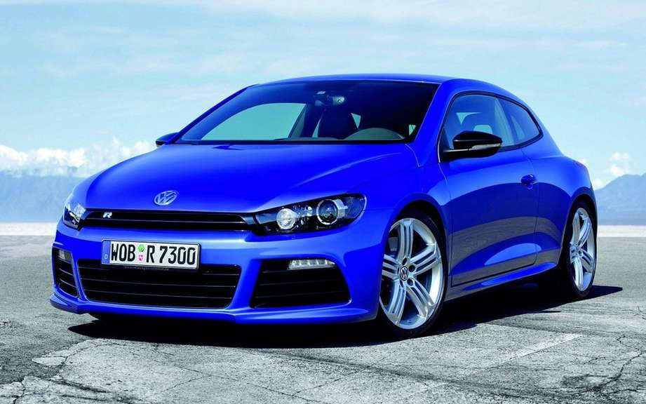 Volkswagen Scirocco: a return to America? picture #2