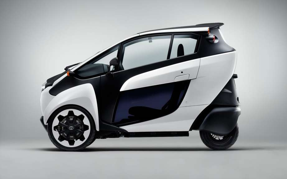 Road tests for the Toyota i-Road picture #5