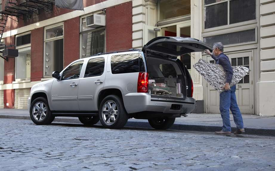 GMC presents its vehicles designed to better meet your DIY projects picture #3