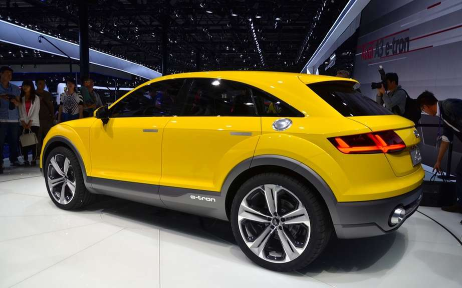Launches: Offroad Concept Audi TT and Audi A3 Sportback e-tron picture #4