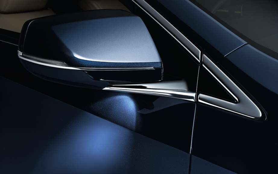 Intelligent lighting of the Cadillac XTS picture #2