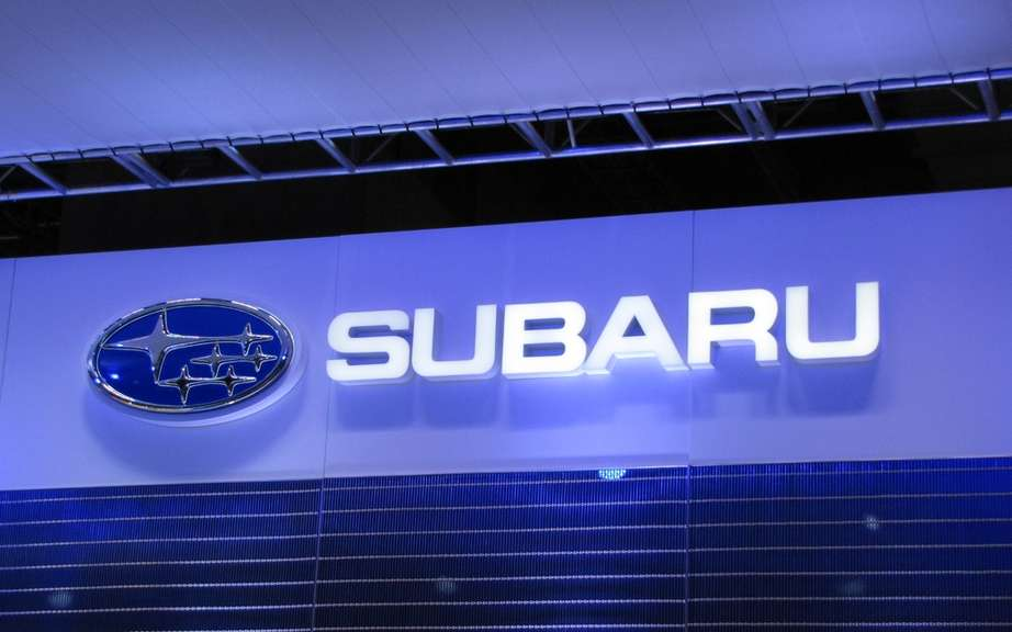Subaru Canada presents a new maintenance schedule 500 000 km