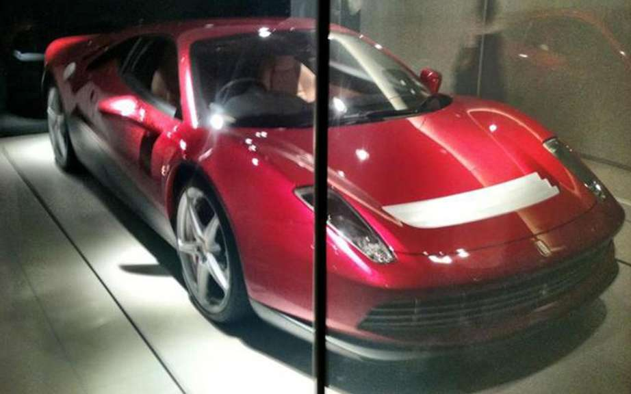 Ferrari book a unique model to singer Eric Clapton