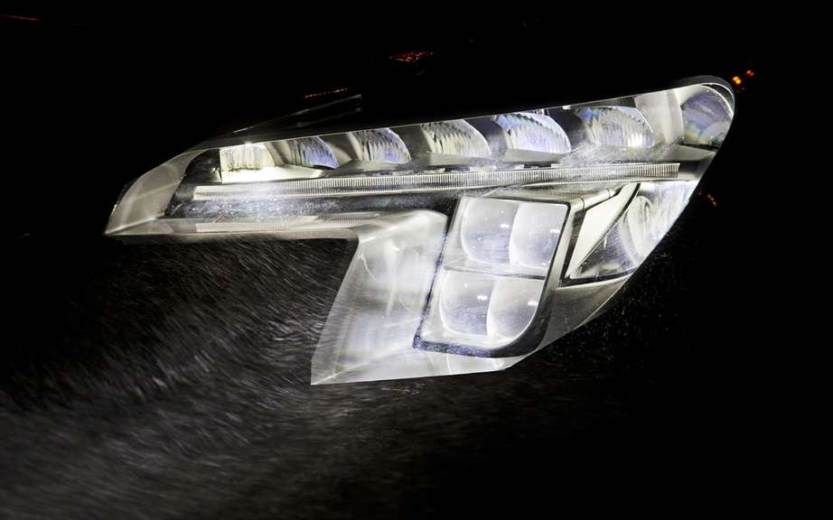 Opel revolutionized automotive lighting