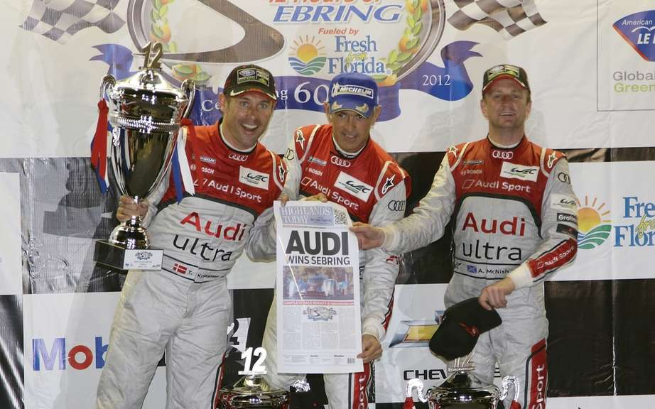 12 Hours of Sebring: Domination unchallenged for Audi picture #2