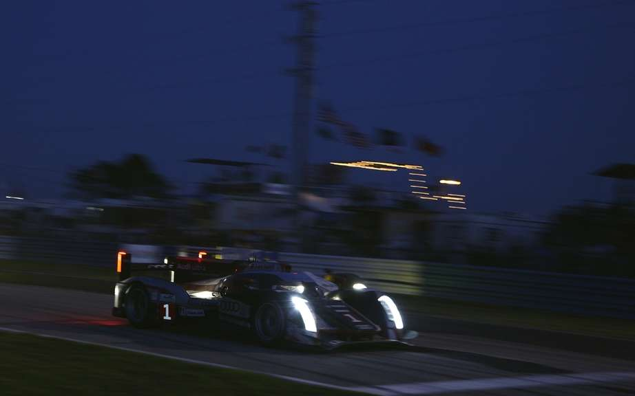 12 Hours of Sebring: Domination unchallenged for Audi picture #3