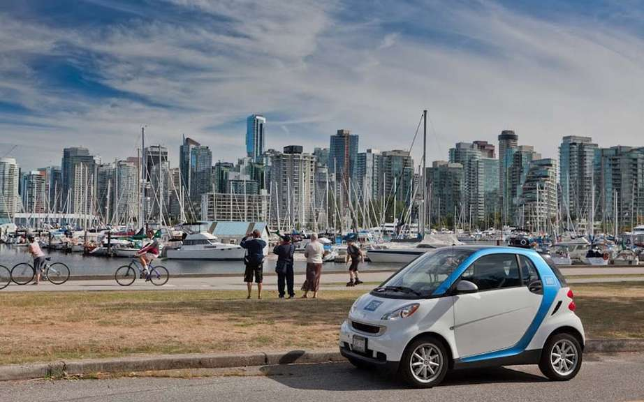 car2go is preparing to develop its activities in Vancouver this spring picture #2