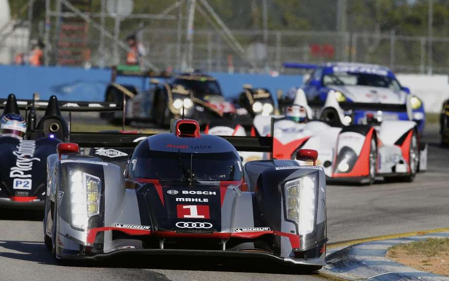 12 Hours of Sebring: Domination unchallenged for Audi picture #5