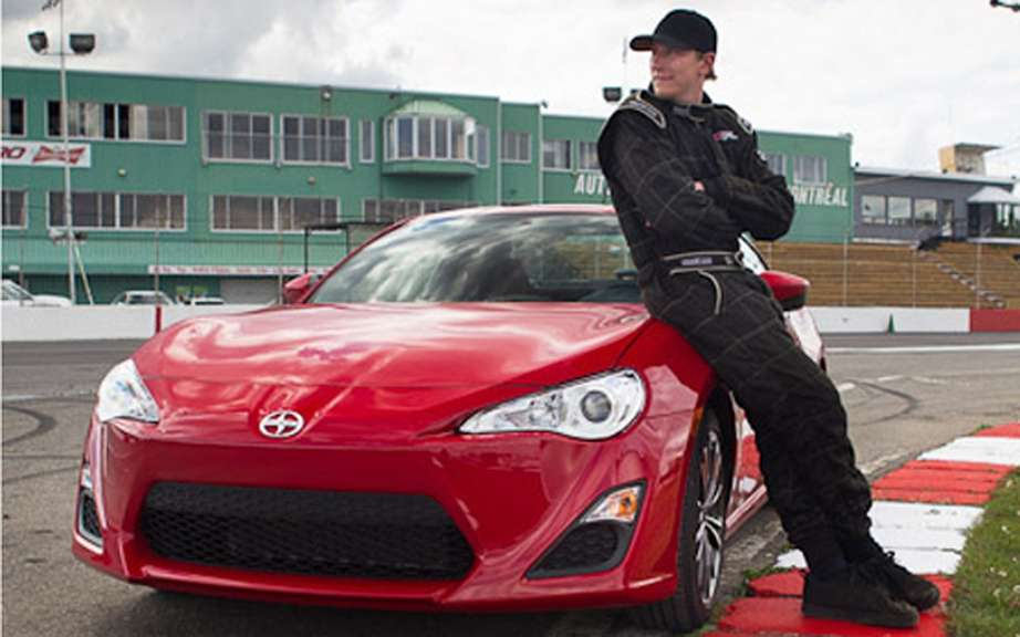 Scion Racing Team will debut in Canada in 2013 with a drift car FR-S