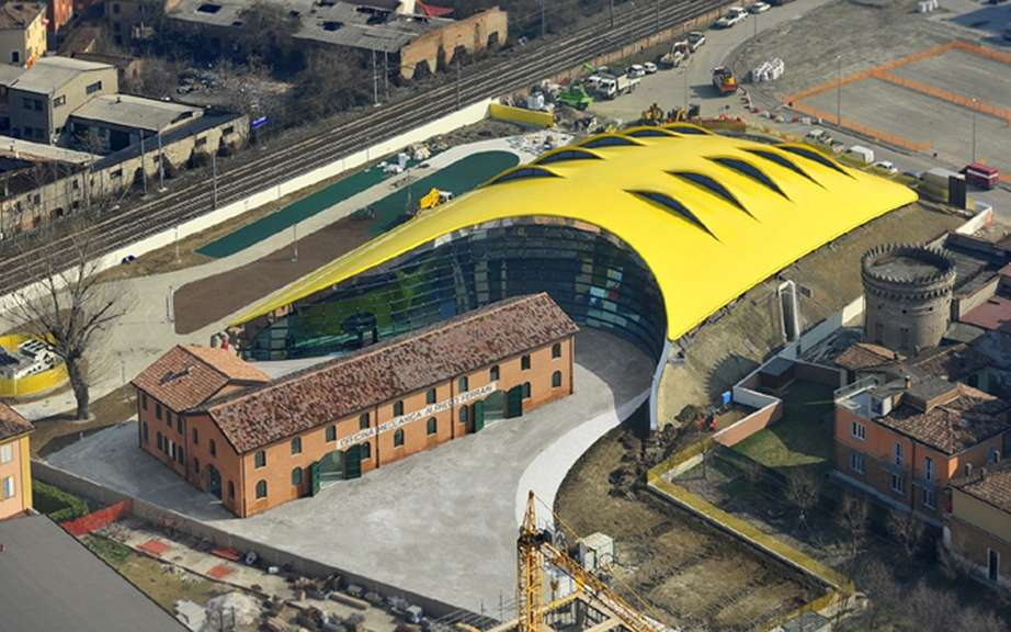 Enzo Ferrari Museum: it has opened its doors picture #1