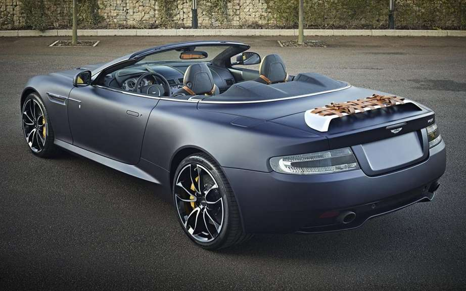 Aston Martin presents its customization program