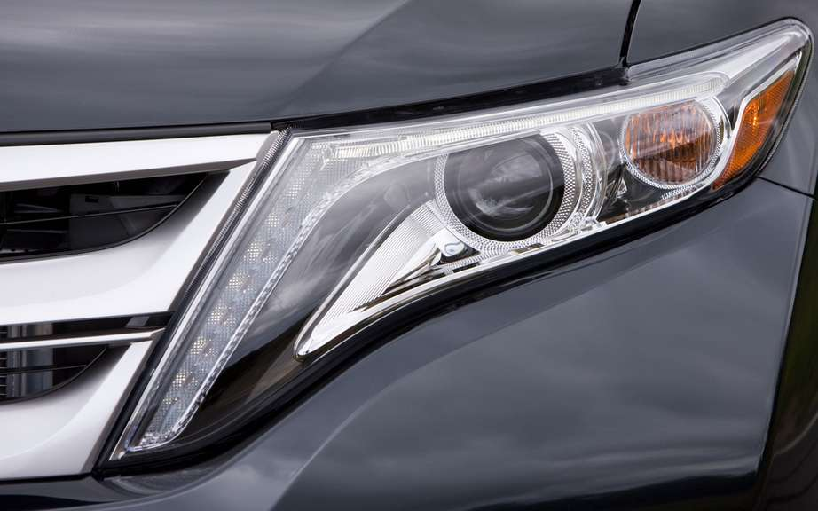 Toyota Venza 2013: large first at the New York