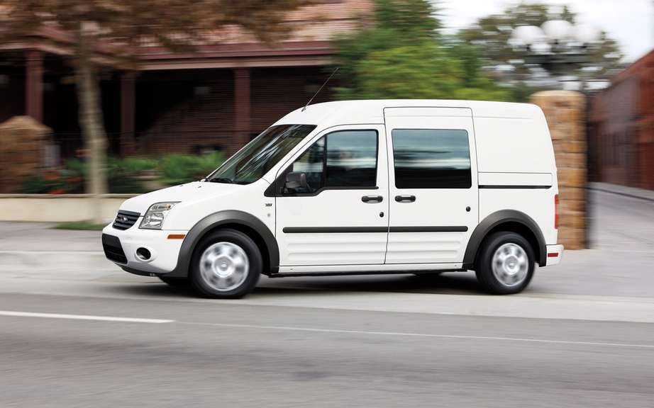Ford Transit: he inherited the V6 EcoBoost