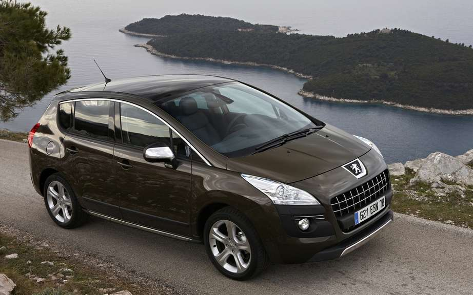 "Peugeot launched in March the limited series ""Style"" on models 308, 3008 and 5008. picture #2"