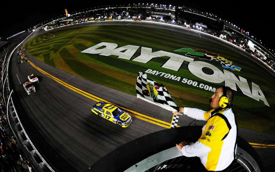 Matt Kenseth won the Daytona 500 more unreleased!