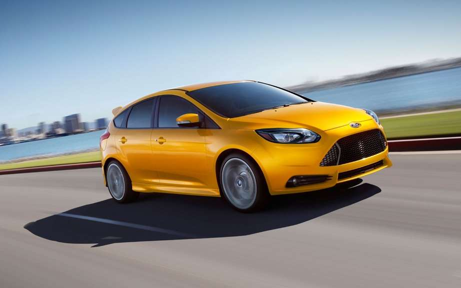 Ford Focus ST diesel in the plans?