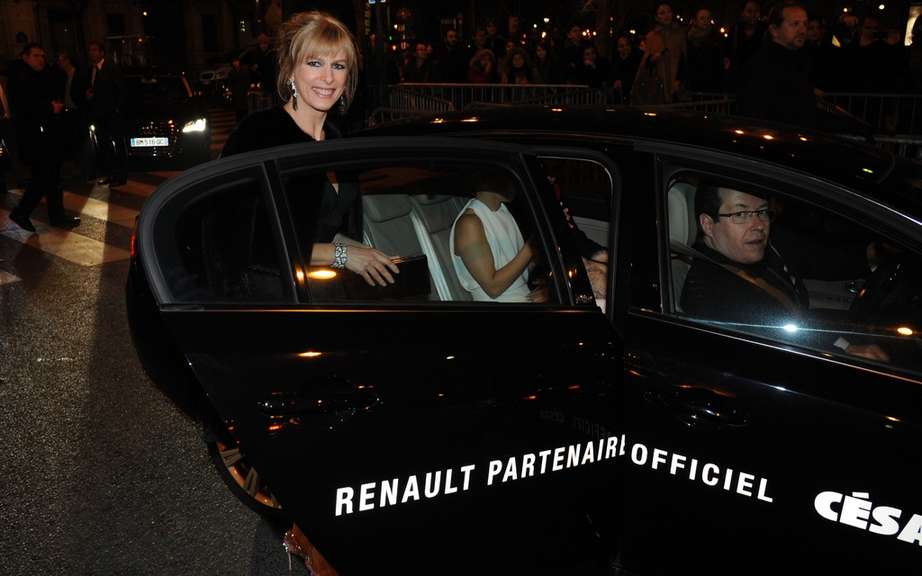 Renault official partner of the 37th Cesar Awards