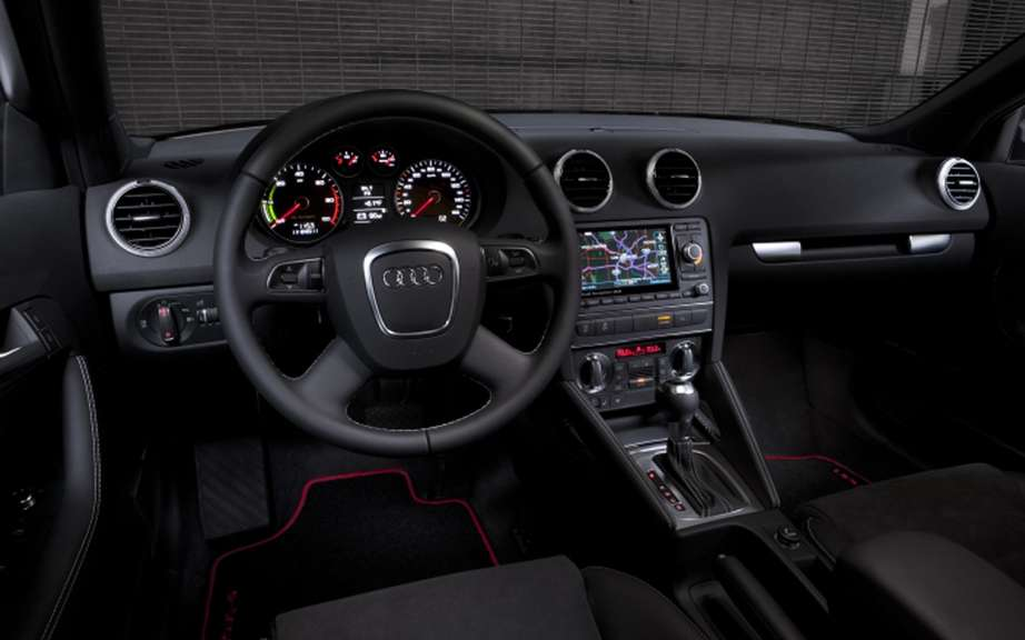 Audi A3 e-tron: the reserved tests to Americans picture #7