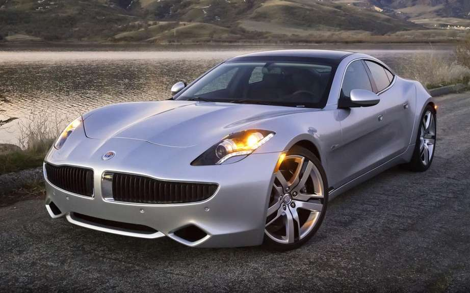Fisker Automotive: it does not go very well!