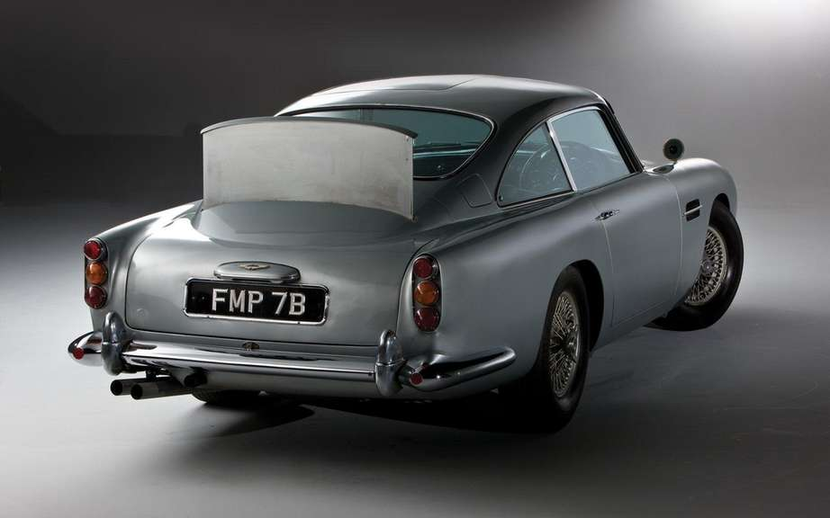 Aston Martin DB5 1964: back on big screen picture #2