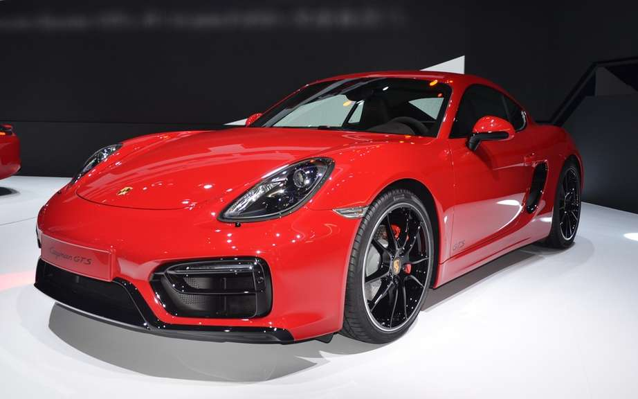 The Boxster and Cayman GTS Unveiled picture #5