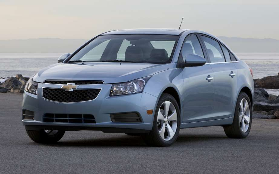 General Motors becomes world number one