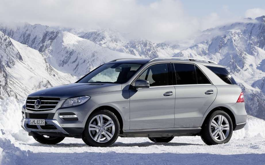 Mercedes-Benz ML 550 4MATIC and ML 63 AMG prices Ads
