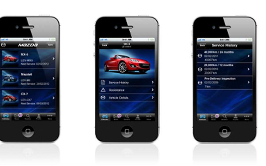 Mazda launches MyMazda App in Europe