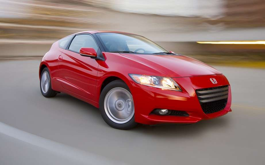 Natural Resources Canada unveiled the most fuel-efficient vehicles in 2012