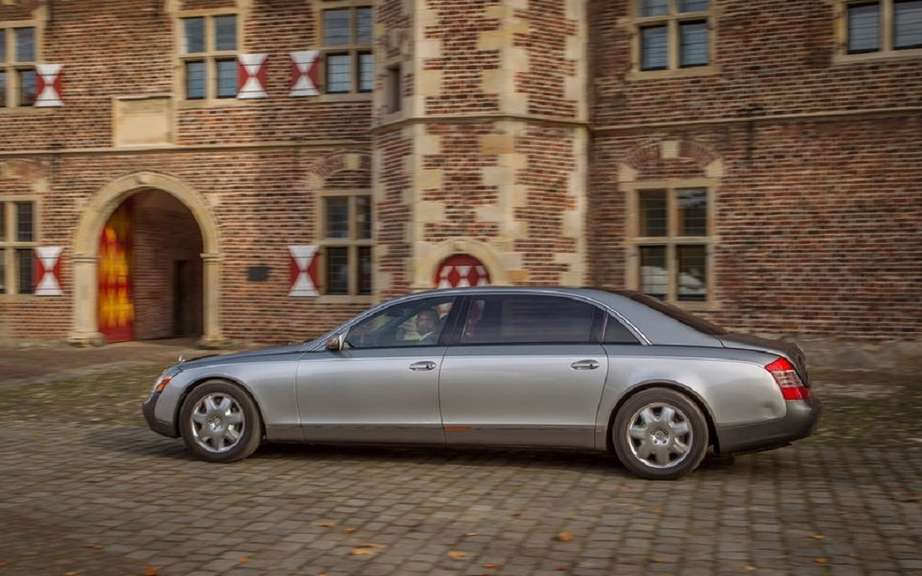 More than a million kilometers in a Maybach! picture #5