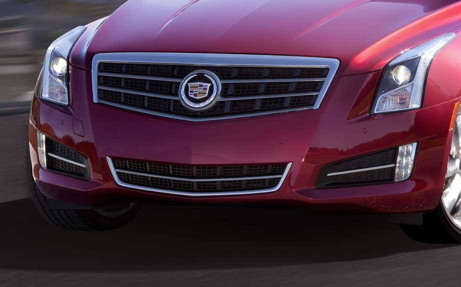 Cadillac ATS Roadster: an easy approach realize