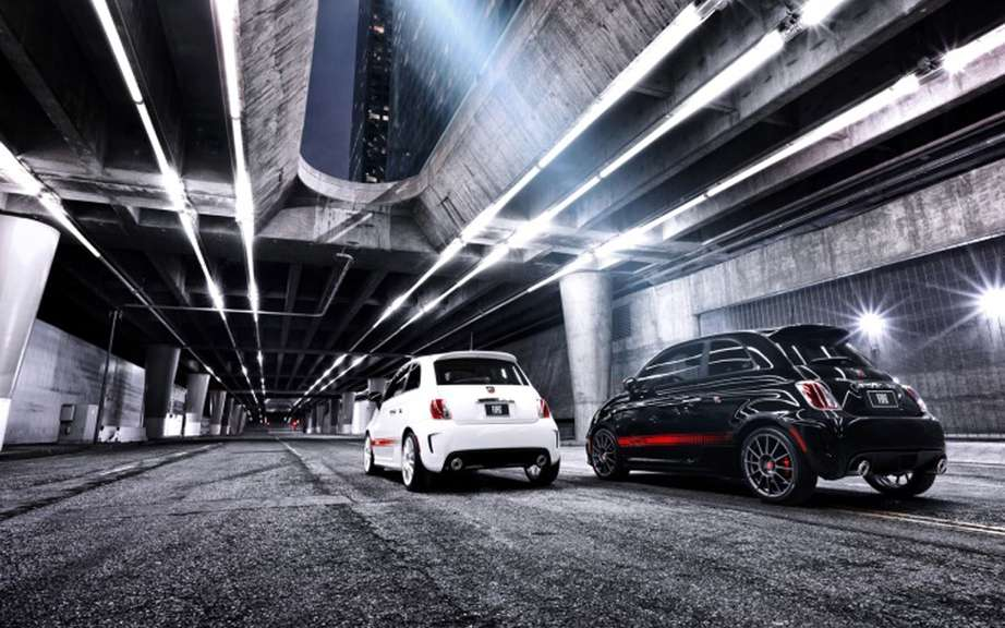 Chrysler Canada announces pricing for the new 2012 Fiat 500 Abarth picture #2