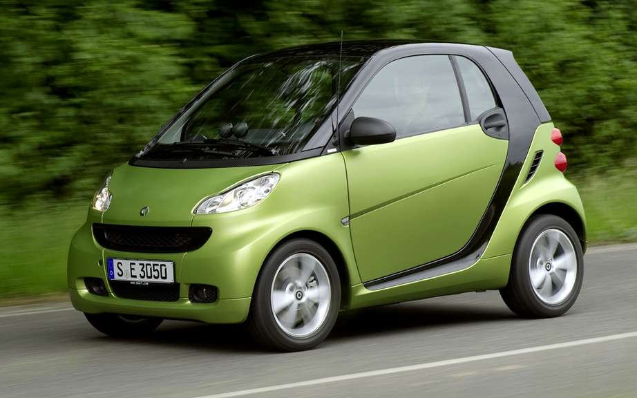 Natural Resources Canada unveiled the most fuel-efficient vehicles in 2012 picture #2