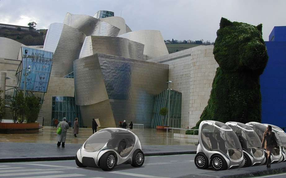 Folding electric car: Hoax or vision of the future?
