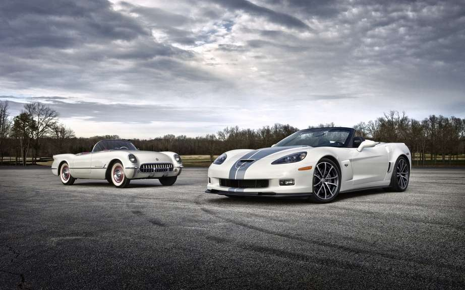 Chevrolet Corvette 427 Convertible Collector Edition sold $ 600,000 U.S. picture #2