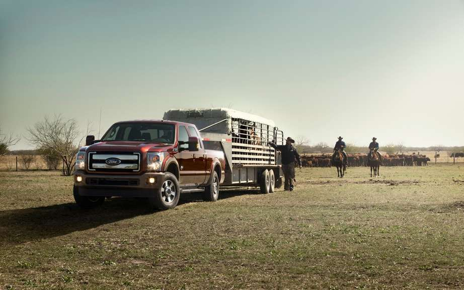 Even more power for the Ford F Series Super-Duty picture #4