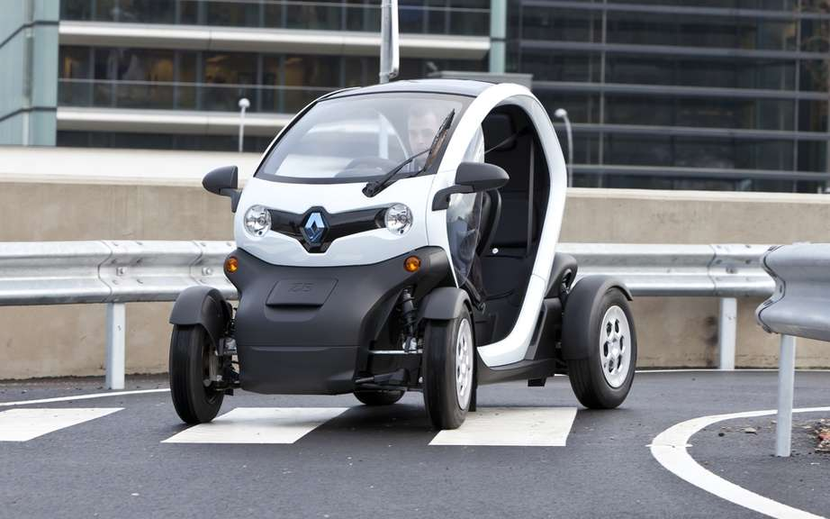Renault and Boulogne-Billancourt open first European test center for electric vehicles picture #2