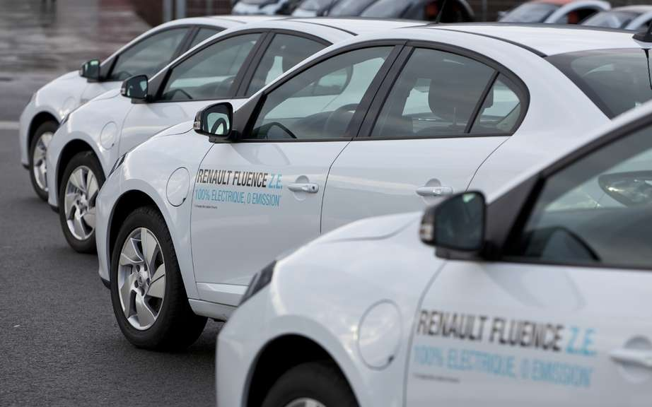 Renault and Boulogne-Billancourt open first European test center for electric vehicles picture #5