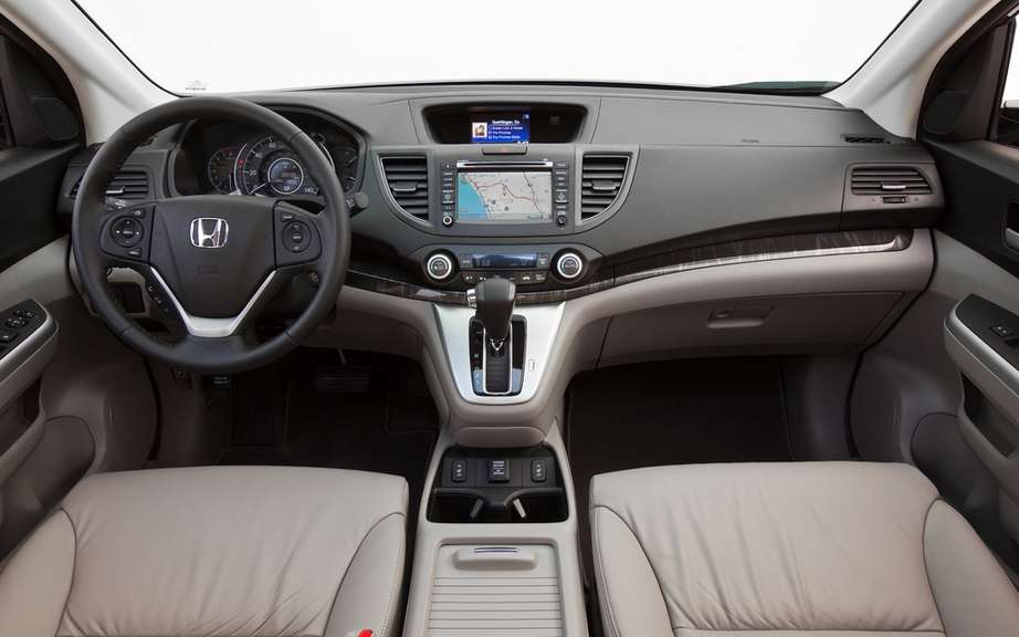 Honda CR-V 2012: Unveiling prices for Canada picture #4