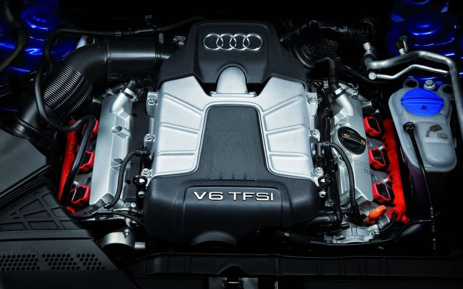 The 10 Best Engines of 2012 models, according to Ward's Automotive