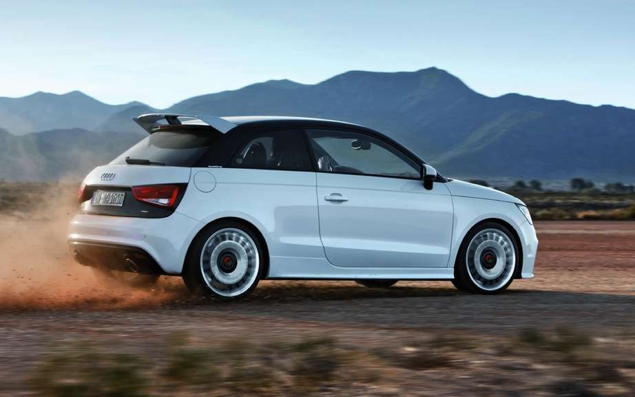 Audi A1 Quattro Limited only 333 copies picture #5