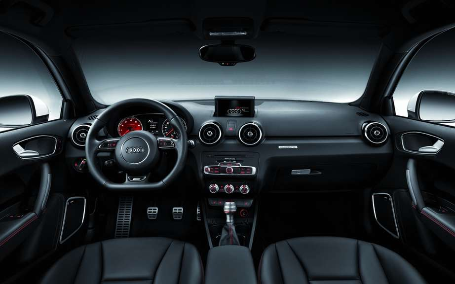 Audi A1 Quattro Limited only 333 copies picture #6