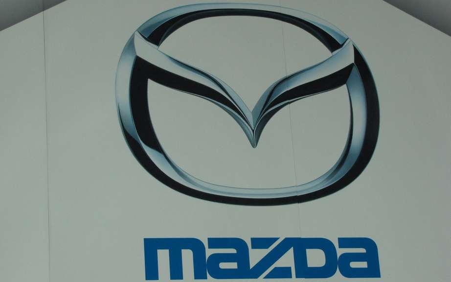 Mazda has won the highest score among the leading brands in the Canadian ALG initial survey