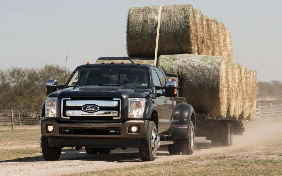 Even more power for the Ford F Series Super-Duty picture #5