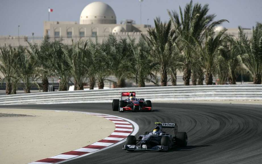 Will there be a Bahrain Grand Prix in 2012? picture #1