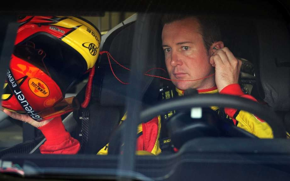 Kurt Busch dismisses Team Penske NASCAR!