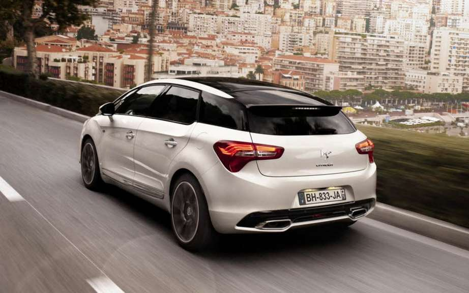 "Citroen DS5: Named ""Best Car of the Year"" by Top Gear picture #2"