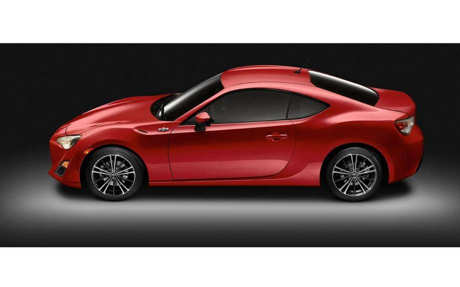Scion FR-S: first official pictures picture #3